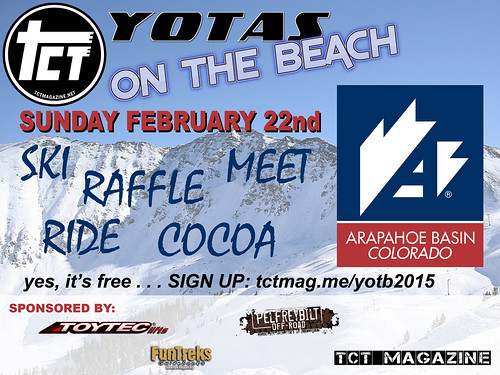 Yotas on the Beach 2015