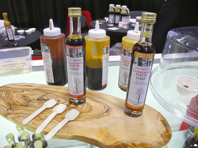 Winter Fancy Food Canadian Birch Syrup
