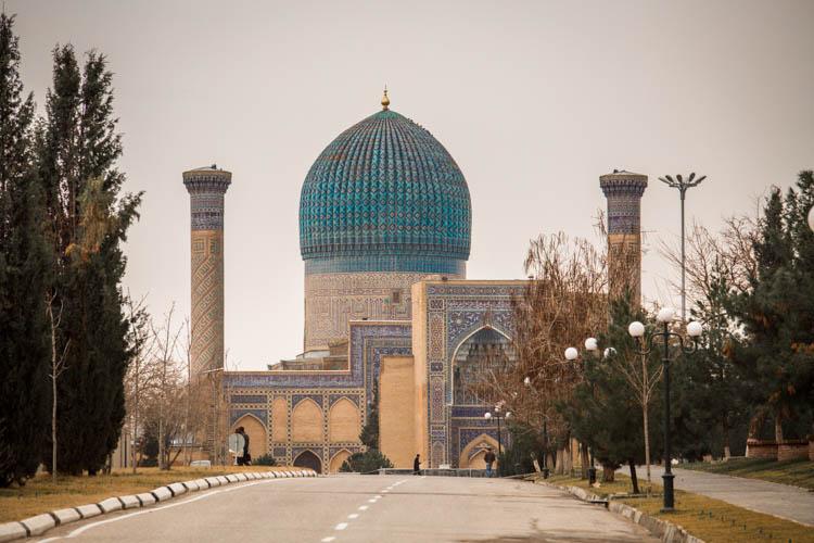 Gur-E-Amir Mausoleum