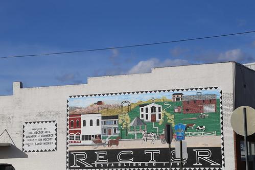 muralart rectorarkansas claycountyar