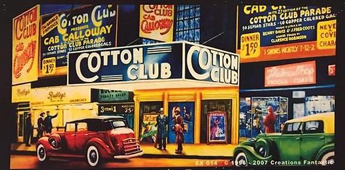 Cotton Club courtesy of AAOMA