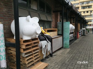 CIRCLEG 圖文 遊記 香港 土瓜灣 馬頭角道 牛棚藝術村 (7)