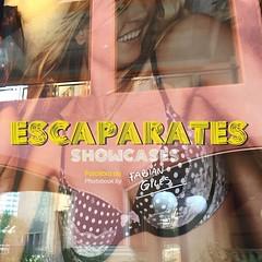 ESCAPARATES / SHOWCASES