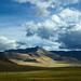 Landscape of Saga county, Tibet 2015 by reurinkjan
