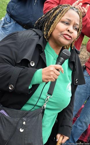 CWA on Strike (22) - Belinda Dixon