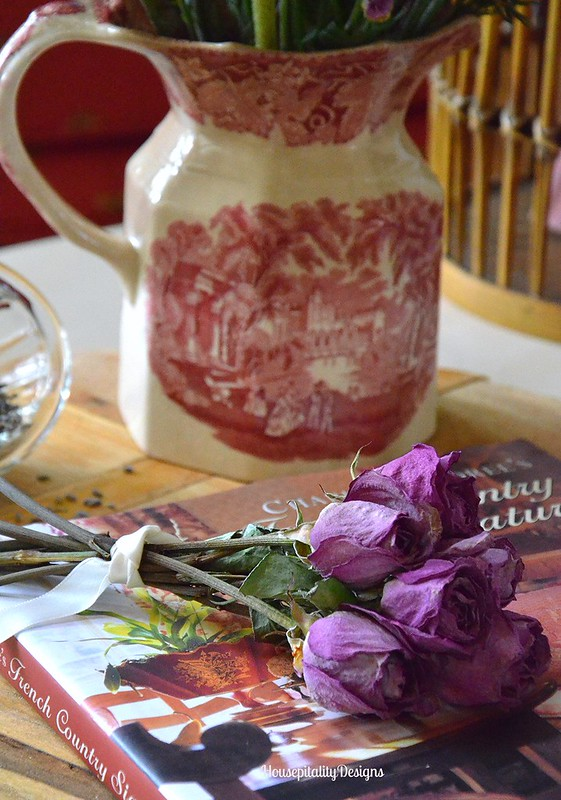 Dried Lavender Roses - Housepitality Designs