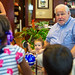 Hursey Elementary visits with Mayor Summey