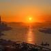 HongKong sunset by Гок