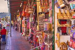 Shops in Cusco