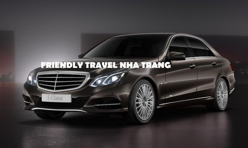 Cho thuê xe 4 chỗ Nha Trang