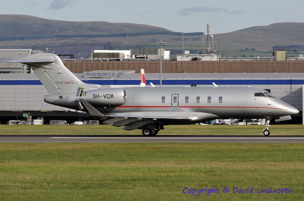 9H-VCM - CL35 - VistaJet