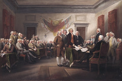 John Trumball, Declaration of Independence