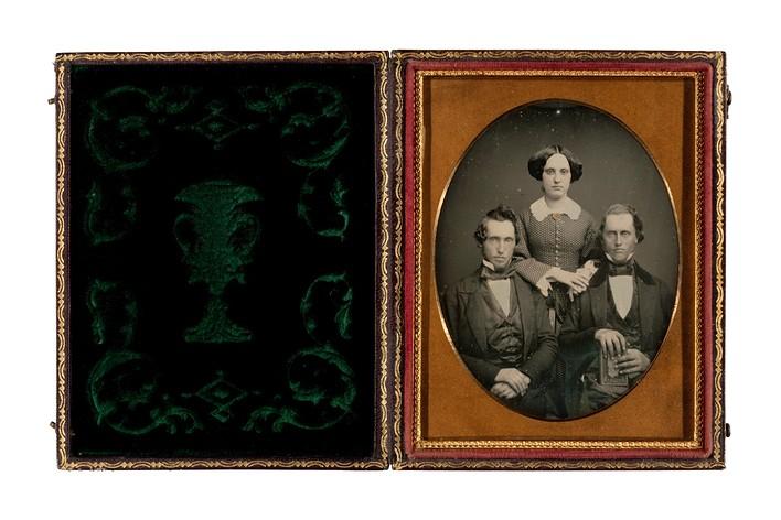Daguerreotype - Quarter Plate Portrait