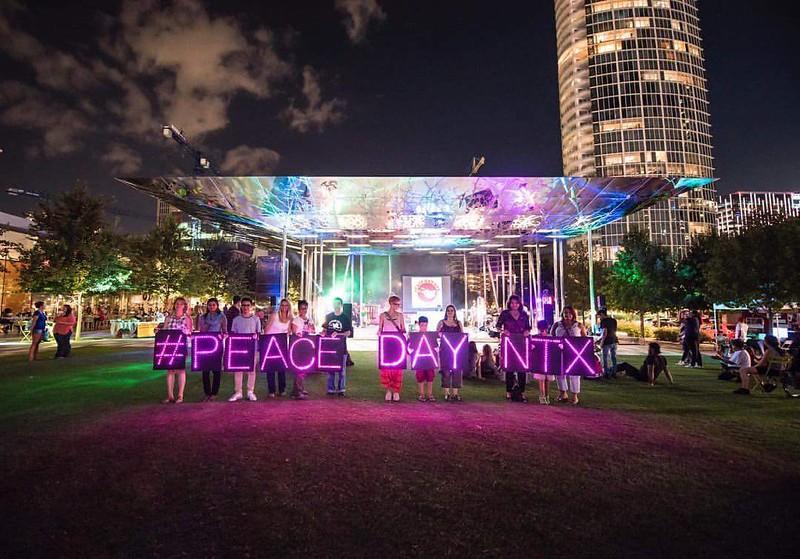 Dallas,TX - Peace Is Possible Event - CNV 2016 (1)