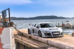 Audi R8 Priordesign