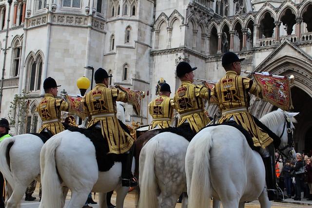 Lord Mayor's Show 2014