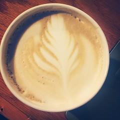 Winding down my day @epochcoffee #coffee #late #epochcoffee