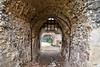 Rasnov Castle - Porticulis