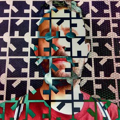 #selfie #geometry #selfportrait #SelfieKing  @blendieapp