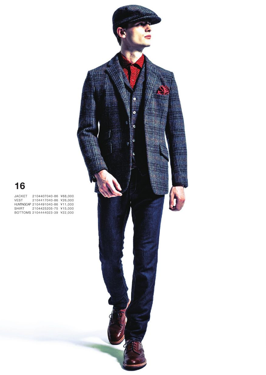 KENT & CURWEN AW14_011Harry Chatfield