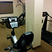 Small photo of Roswell, NM: Sad Hotel Gym