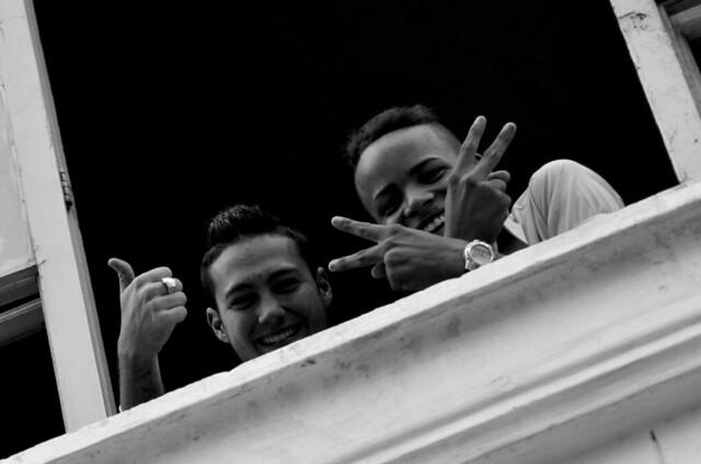 Estudiantes de La Habana