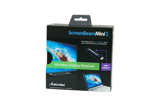 尋找無線顯示方案 – MiraCast 最佳選擇 Actiontec 訊動科技 ScreenBeam 系列 @3C 達人廖阿輝