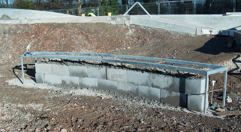 Dunstable Skatepark Build 2015 Week-5