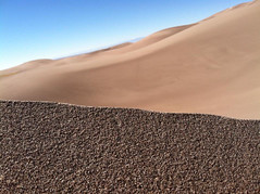 grains and dunes
