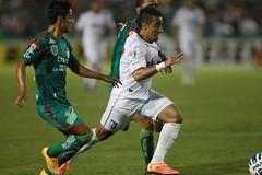 Sanvezzo se lleva el título de goleo