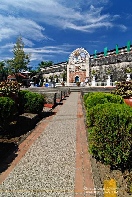 Our Lady of Pillar Shrine in Zamboanga City