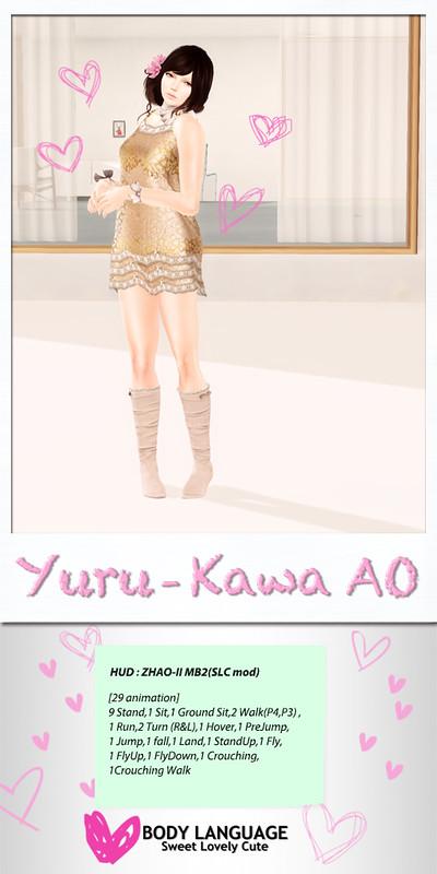 Yuru-Kawa AO