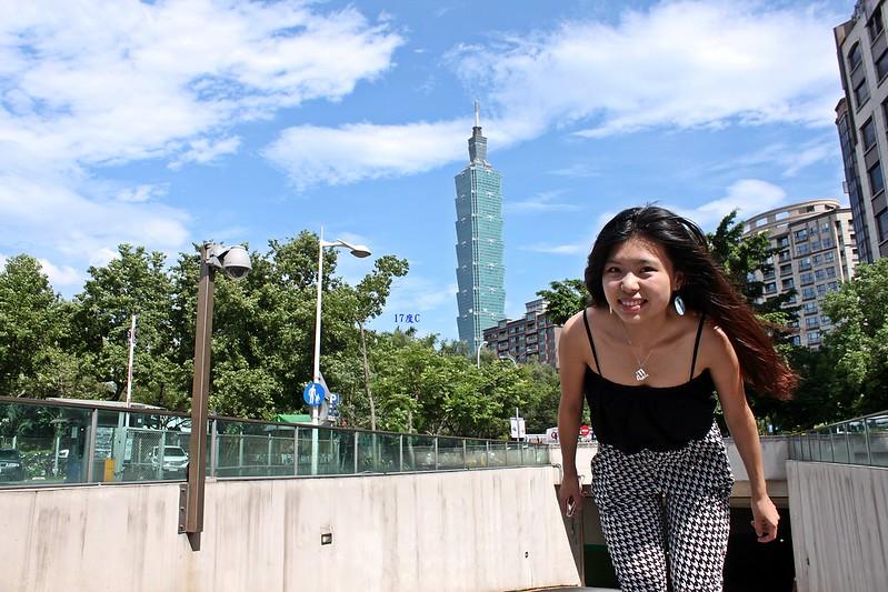 大陸沙發客由台北