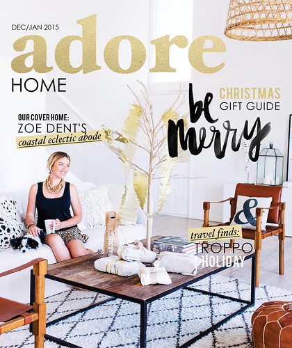 Adore Magazine Dec/Jan 2015