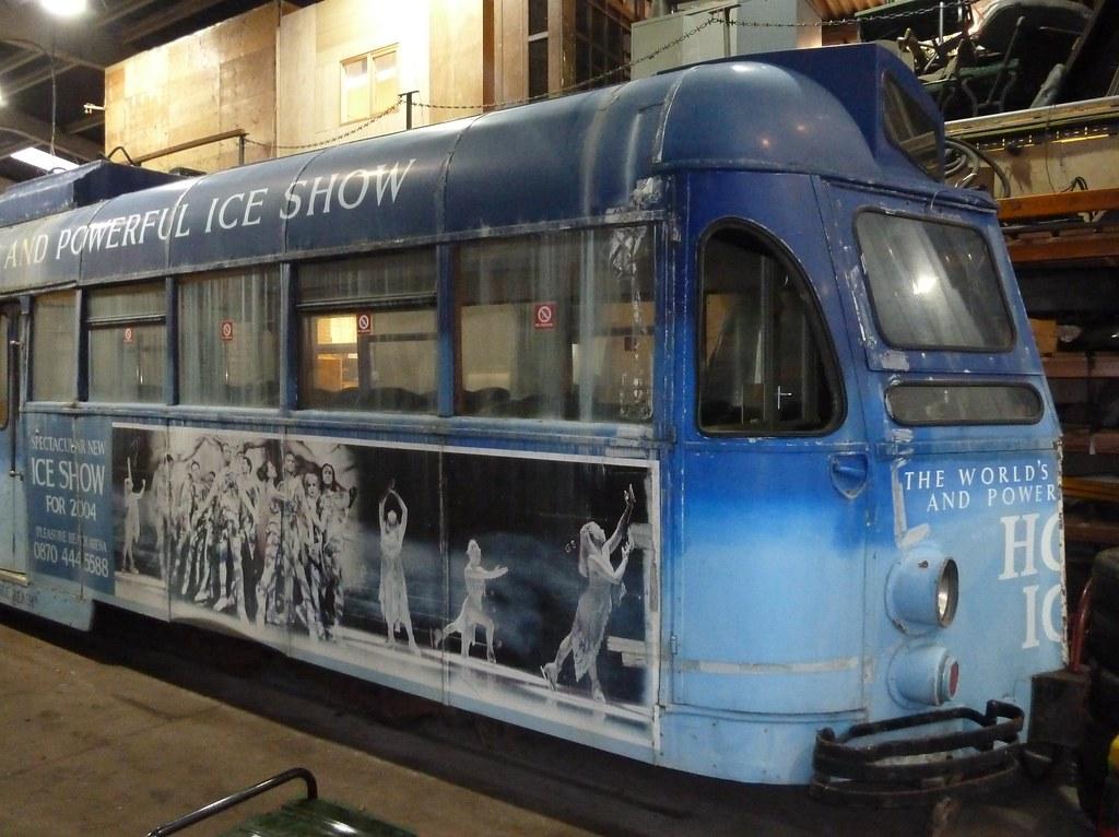 Blackpool Railcoach 621 (Formerly 284)