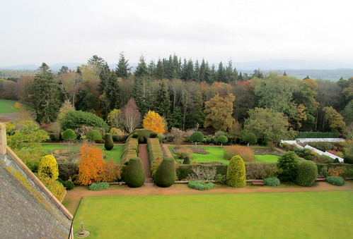 Crathes Castle Gardens