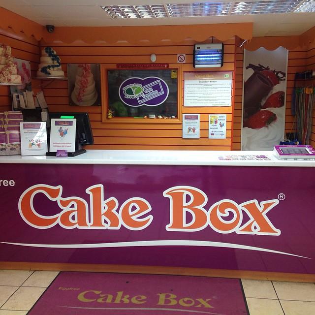 Cake Box Ealing