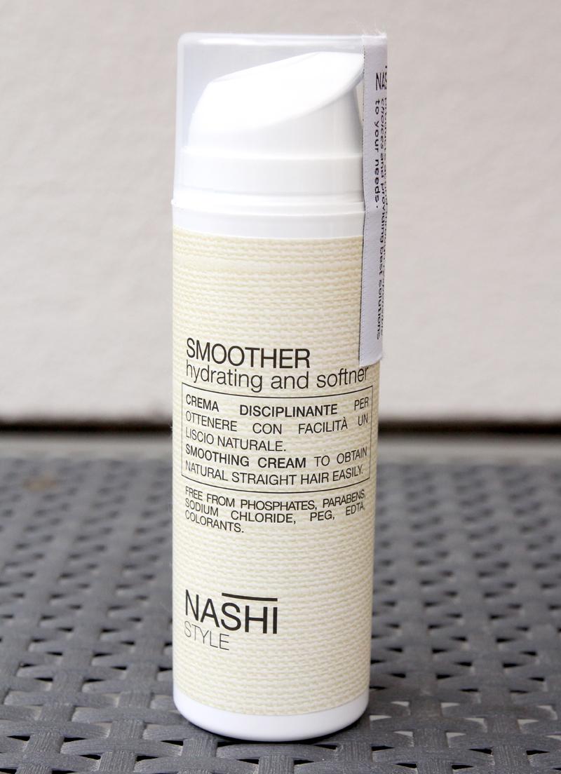Nashi style smoother