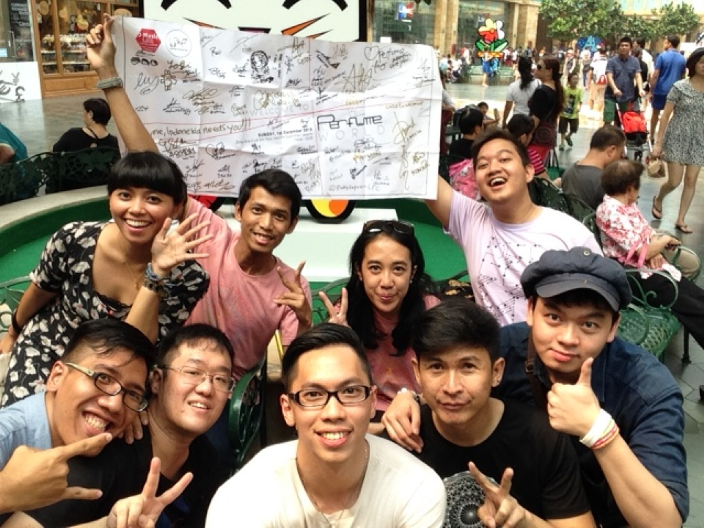 Indonesia Perfume Fans