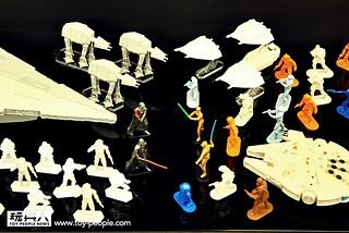 指揮大軍摧毀你的敵人!《星際大戰:迷你戰爭》系列開箱報告