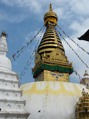 temple, landmark, place of worship, stupa, pagoda,