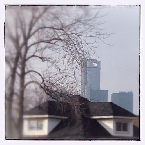 December 12 - Skyline