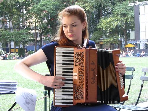 accordion calendar 2015