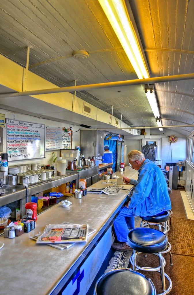 Sandy Hook Diner