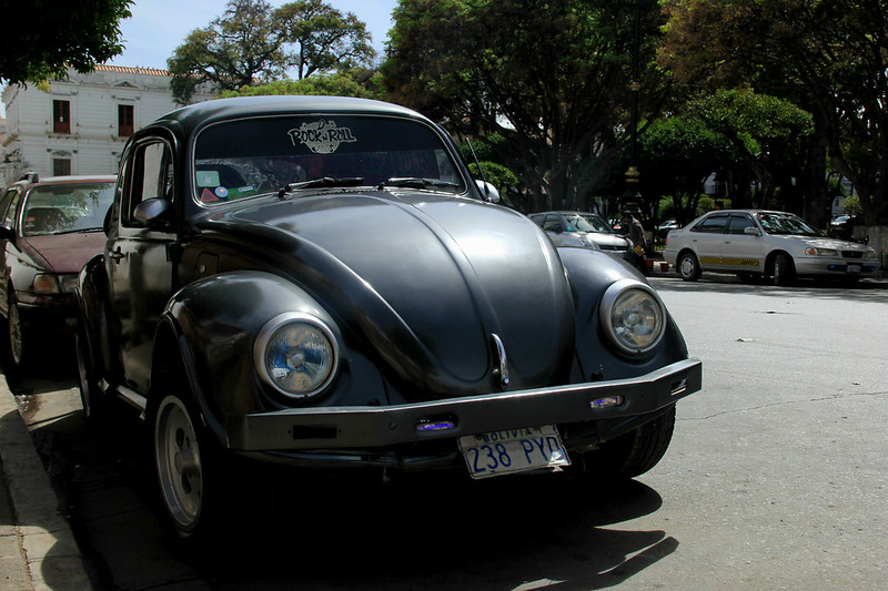 Beetle, Sucre
