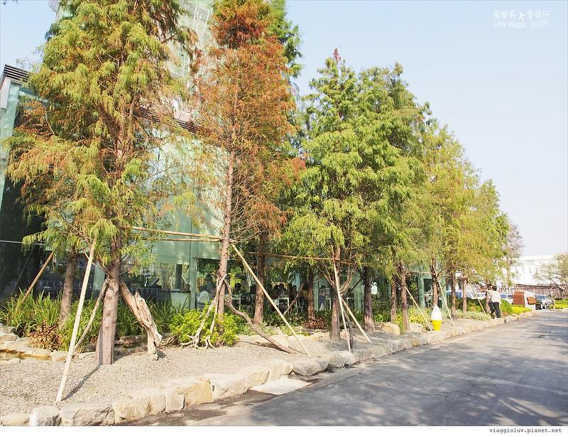 【高雄 Kaohsiung】沙丘南特 Succulent 早晨在愛河畔與綠色植物氛圍中的早午餐 @薇樂莉 ♥ Love Viaggio 微旅行