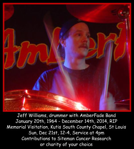 Jeff Williams RIP