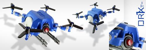 DRONEX type two