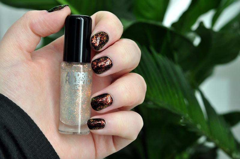 notd andrea fullerton gemstone top coat nail polish rottenotter rotten otter blog