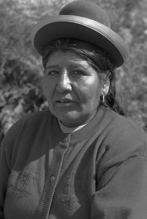 Woman at Pisac Market I (Pisac, Peru 1998)